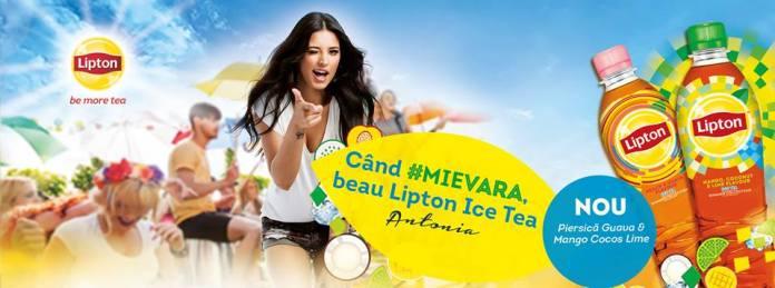 Lipton Ice Tea- #mievara - Antonia