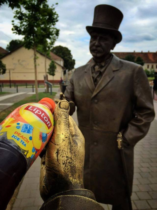 Lipton Ice Tea - #mievara