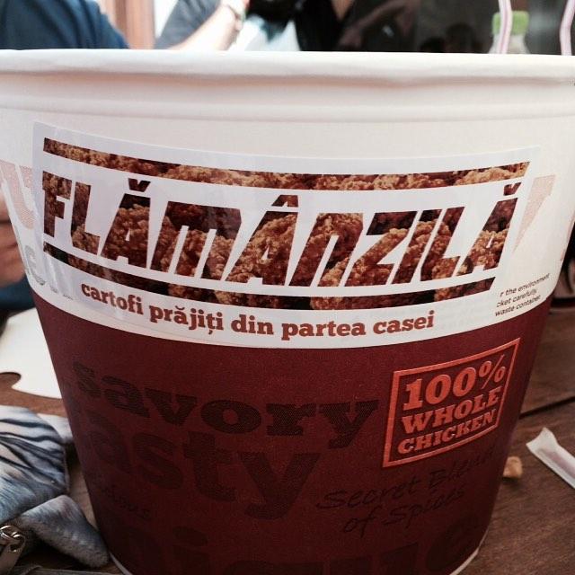 Flamanzila KFC Untold