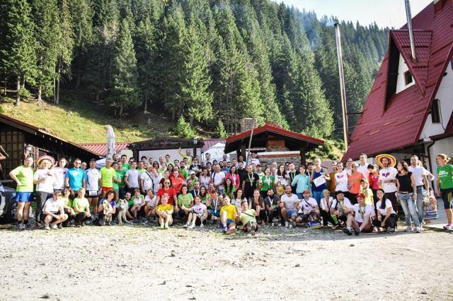 Transmaraton 2015 - poza de grup