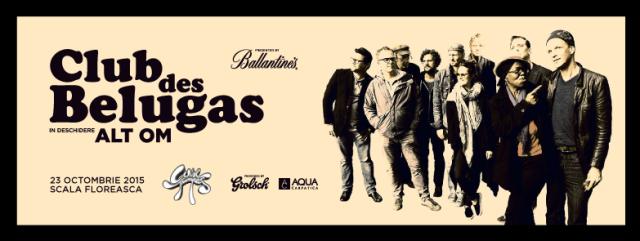 Club Des Belugas - Scala Floreasca
