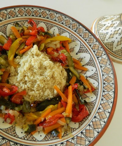COUS-COUS VEGETARIANO SENZA GLUTINE