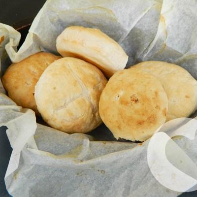 Panini al latte senza glutine con fecola di patate