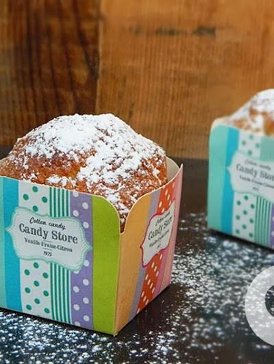 Muffin senza glutine per una merenda golosa!
