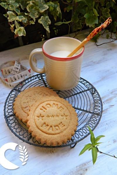 Biscotti di frolla per colazione senza glutine