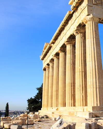 Atene senza glutine