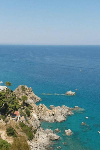 Calabria gluten-free (costa ionica)