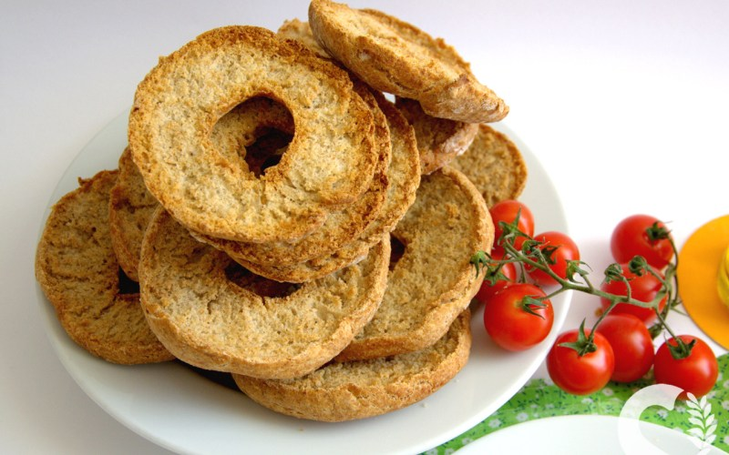 Frise senza glutine con grano saraceno