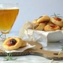 Mini-focaccine senza glutine con fiocchi di patate