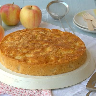Torta di mele irlandese senza glutine
