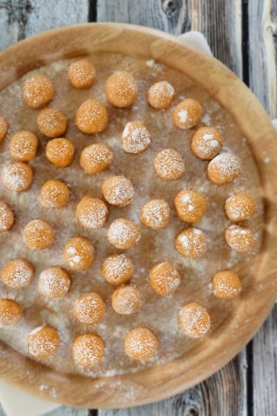 Gnocchi di zucca senza patate e senza glutine