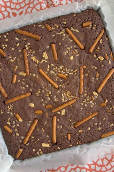 Brownies al cacao naturalmente senza glutine e senza lattosio