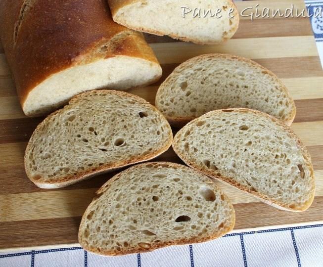 Pane con farina 1