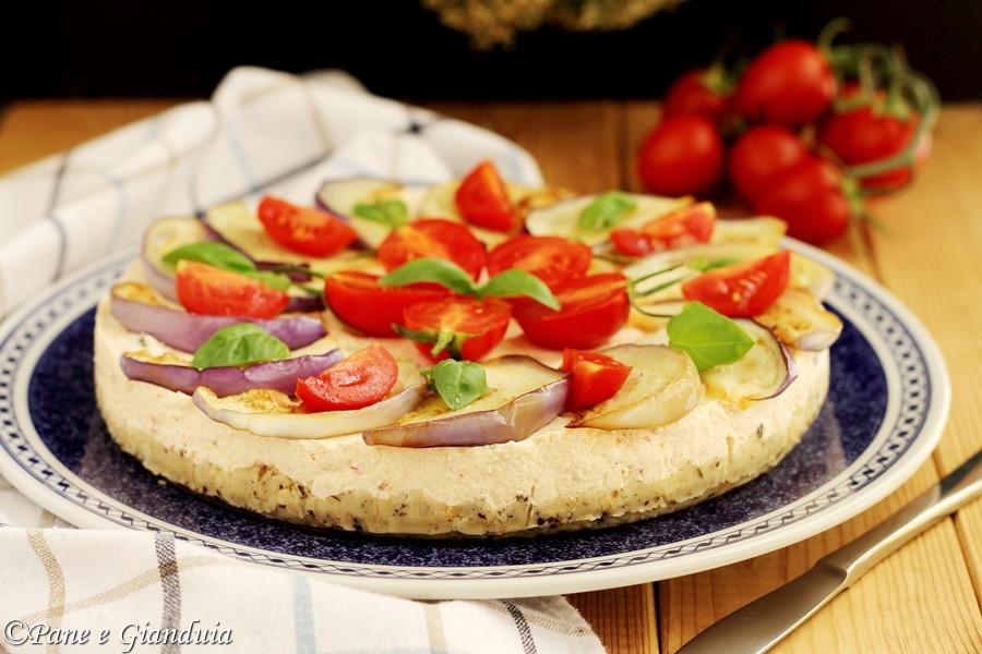 Calabria Cheesecake