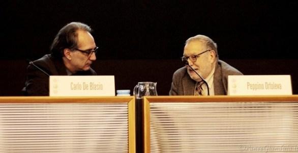 Professor Peppino Ortoleva Festival del Giornalismo Alimentare