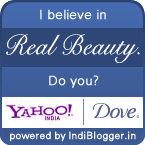 Contest Winner in Dove and Yahoo! Real Beauty Contest