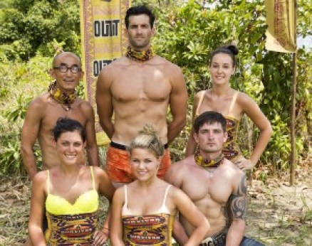 Meet the 18 castaways competing on SURVIVOR: KAOH RONG – Brains vs. Brawn vs. Beauty. The show premieres with a special 90-minute episode, Wednesday, February 17 (8:00-9:30 PM, ET/PT) on the CBS Television Network. Pictured: The Beauty Tribe. Photo: Monty Brinton/CBS Entertainment ©2016 CBS Broadcasting, Inc. All Rights Reserved.