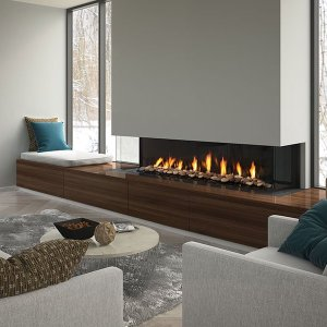 Regency Excalibur Ex90 Wood Fireplace Panel Brick Co