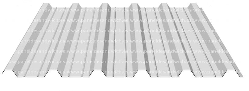 Suficiente chapa galvanizada ondulada jg02 ivango for Chapa ondulada galvanizada