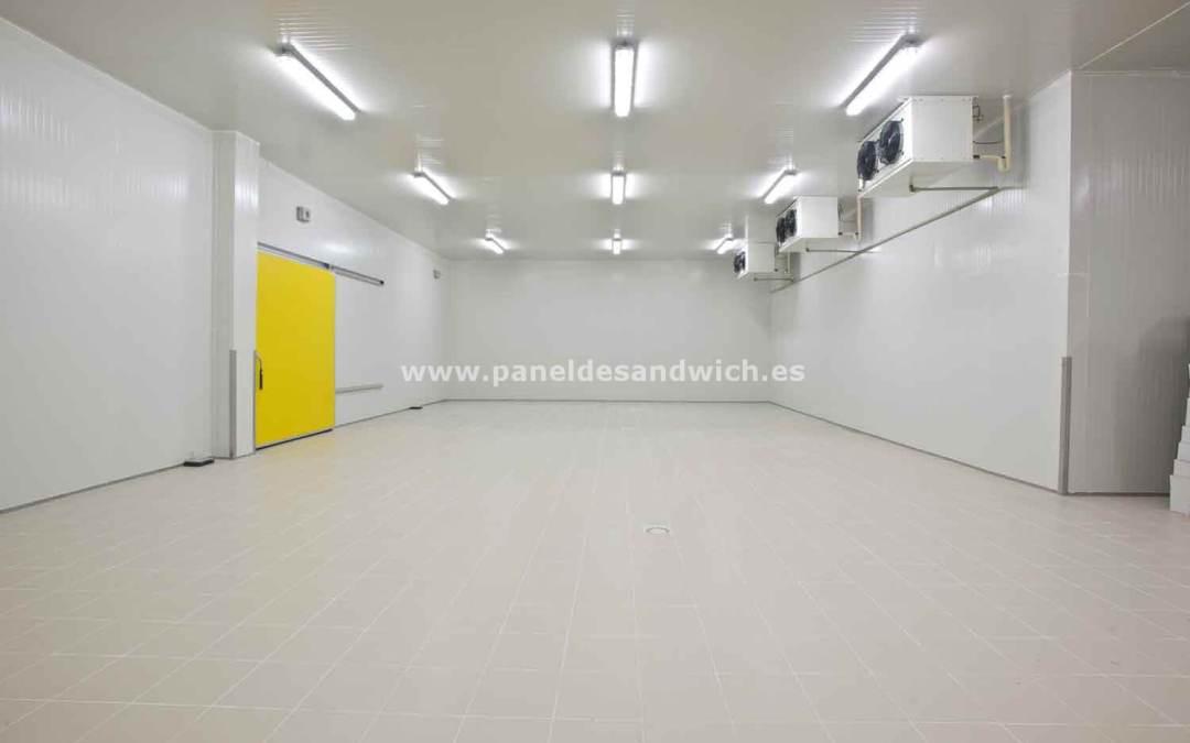 El máximo aislamiento térmico en paneles frigoríficos al mejor precio en PANEL SANDWICH GROUP
