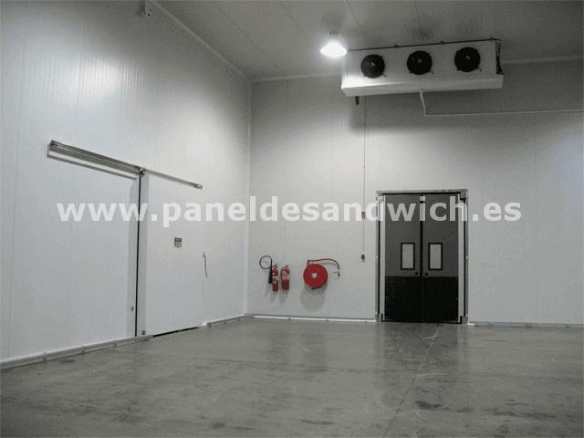 Panel Sandwich Fachada Frigorifica