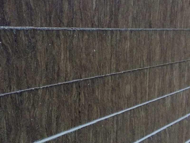 panel fachada acustica de lana de roca