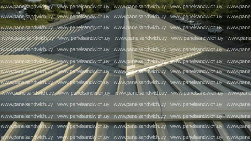 Panel Sandwich Cubierta Acustica (1)