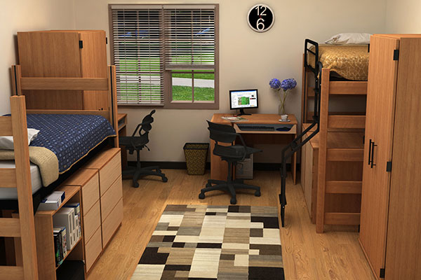 Residence Life Furniture - Panel Specialists, Inc.