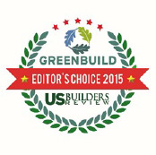 Greenbuild Editor's Choice Award