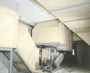 Cladding of Ventilation Ducts
