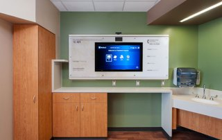 Custom Medical Casework Offers Solutions and Durability