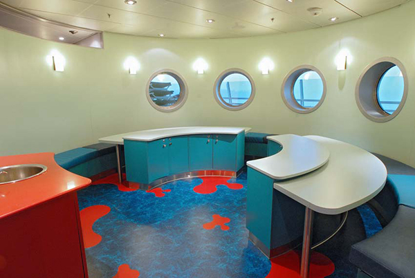 Freedom of the seas Aquanauts - Marine Panels
