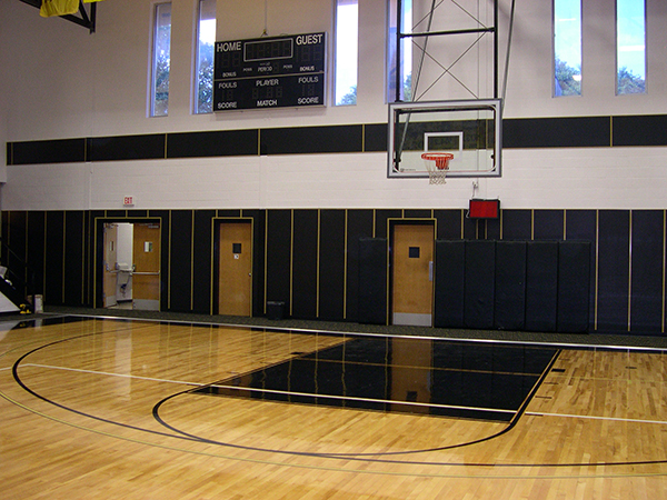 Temple College Gym
