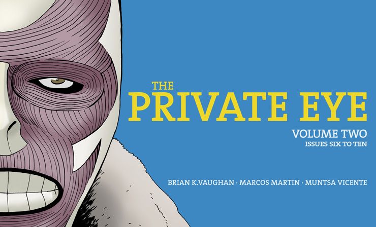 The Private Eye - Volume 2