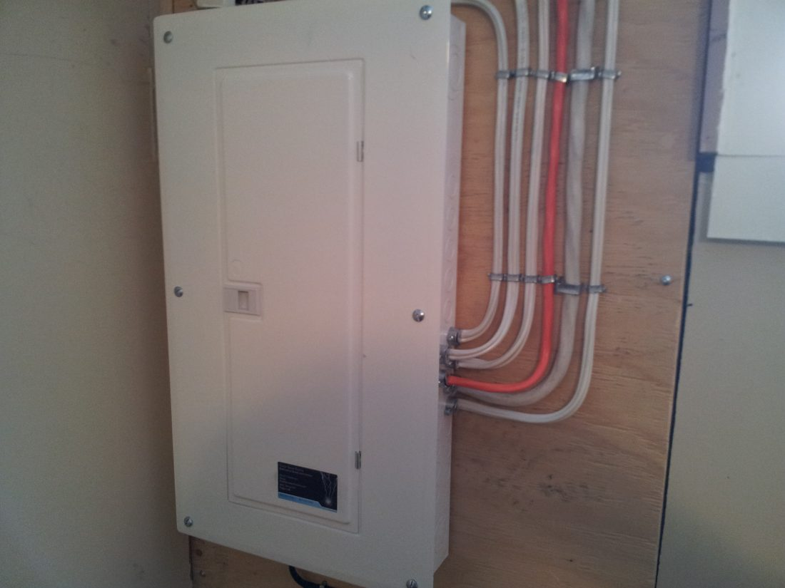 hight resolution of one of a double 60 amp fuse box upgrade calgary