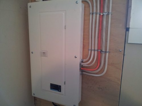 small resolution of one of a double 60 amp fuse box upgrade calgary