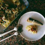 Sarde in saor Sardinas en escabeche