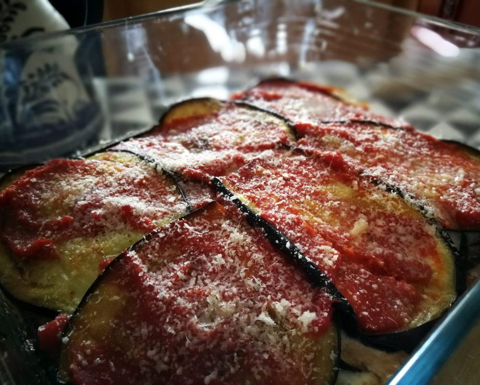 melanzane alla parmigiana berenjenas a la parmesana 2