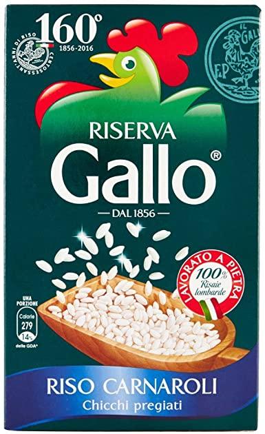 arroz carnaroli gallo