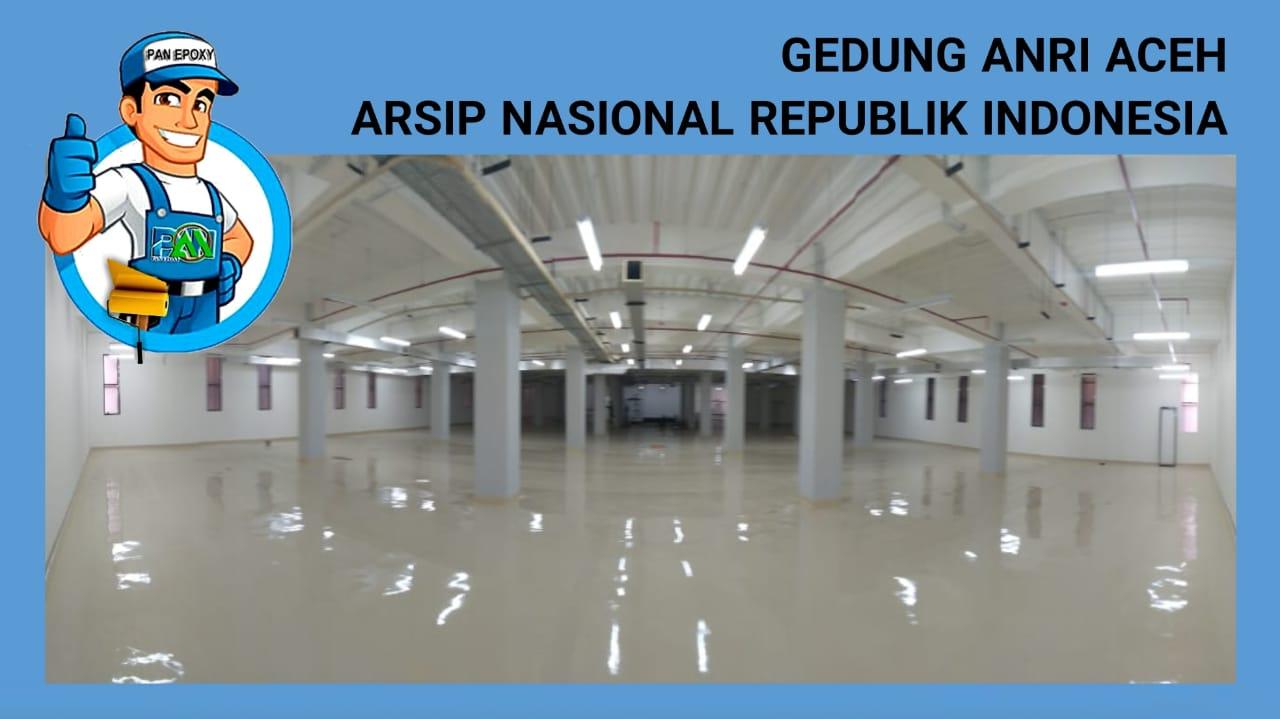 Jasa Epoxy Coating Floor