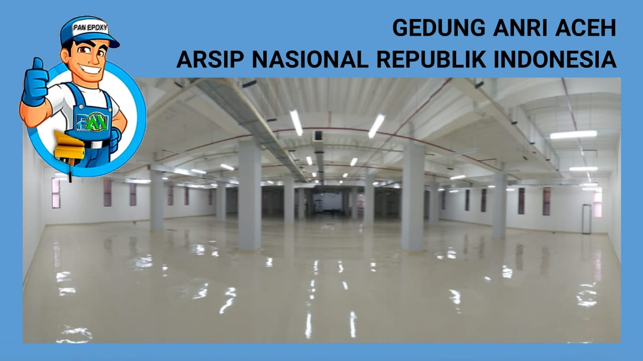 Jasa Epoxy Coating Floor