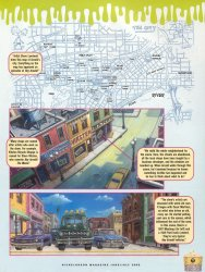 Fictional cartoon cities and towns Panethos