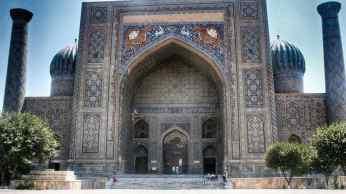 Usbekistan-Moschee
