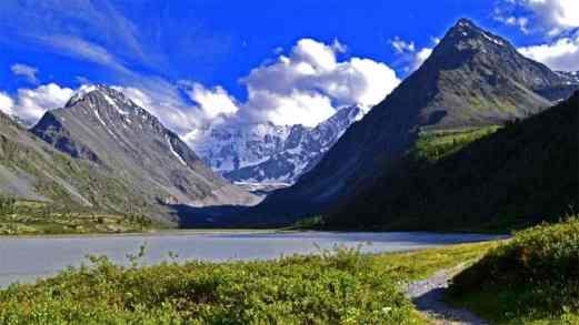 Altai Trekking Tour Belucha