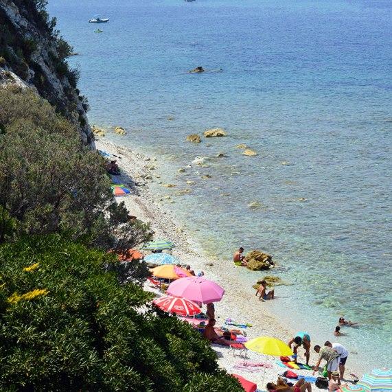 Isola d'Elba - Capo Bianco