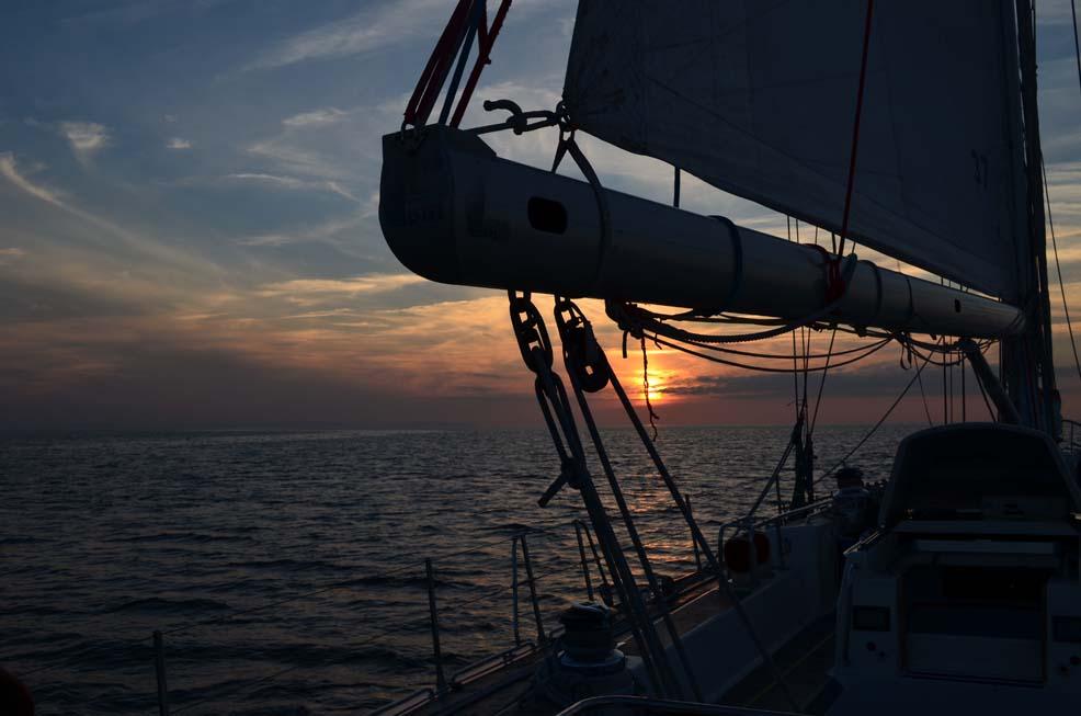 Cayman to Key West Day #2