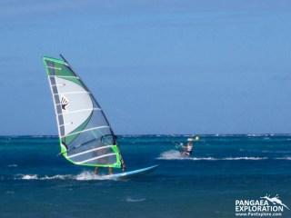 wind sailing british virgin islands