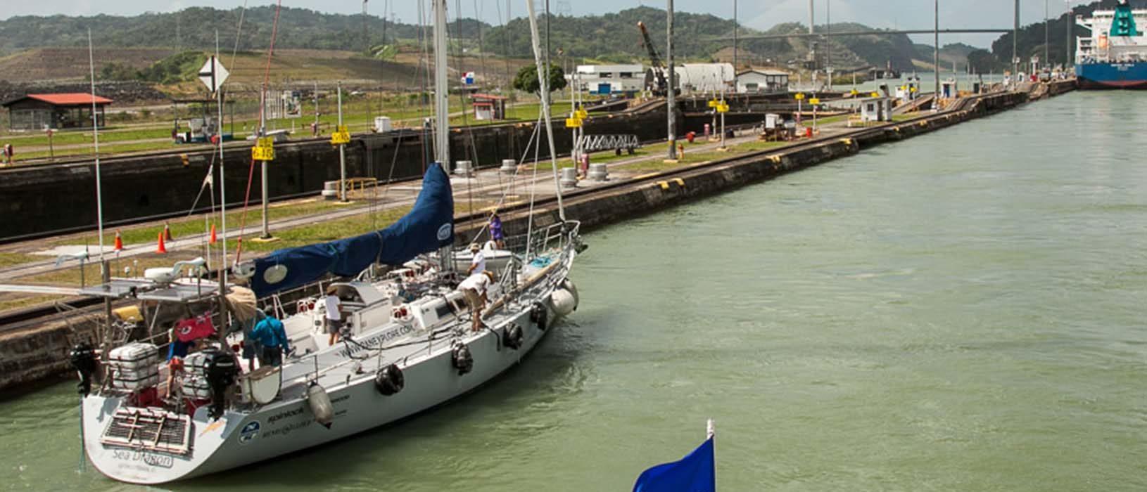 PANAMANIACS | PANAMA CANAL TRANSIT