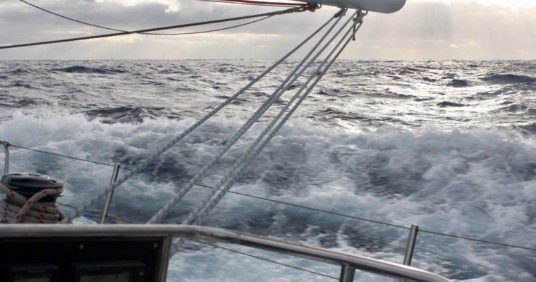 Sea Dragon, Sailing and Plastic Seeking Sailors