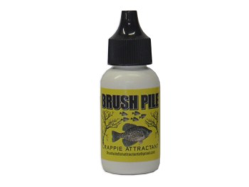 Brush Pile Squeeze Bottle Attractants